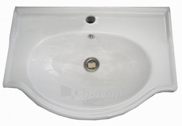 Vonios kambario spintelė su praustuvu M023 Paveikslėlis 5 iš 5 30057400107