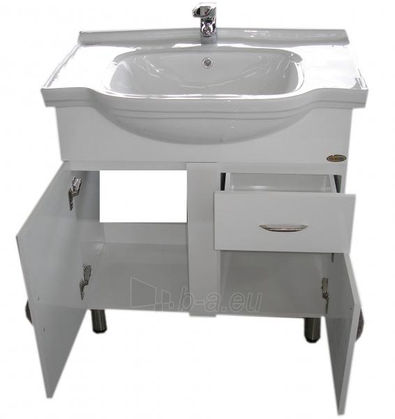 Vonios kambario spintelė su praustuvu M027 Paveikslėlis 3 iš 6 30057400108