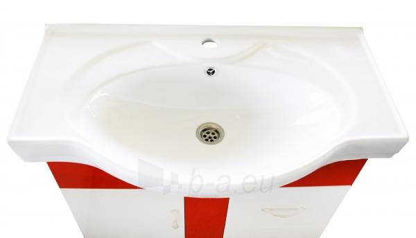 Vonios kambario spintelė su praustuvu M027 Paveikslėlis 6 iš 6 30057400108