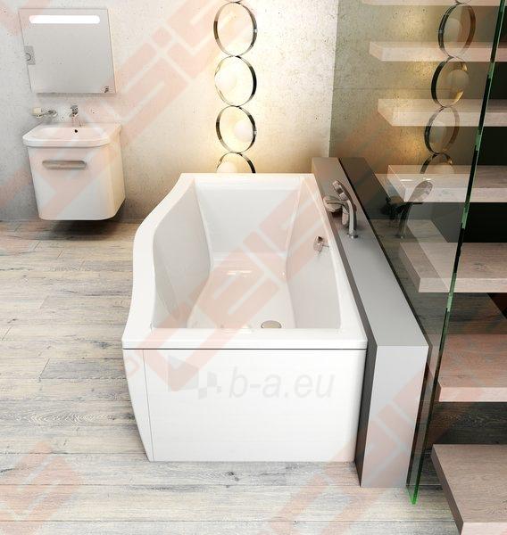 Vonios maišytuvas RAVAK Rosa RS025.00 iš vonios krašto Paveikslėlis 2 iš 4 270725000425