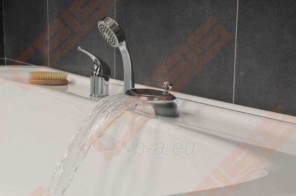 Vonios maišytuvas RAVAK Rosa RS025.00 iš vonios krašto Paveikslėlis 3 iš 4 270725000425