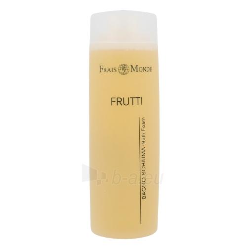 Vonios putos Frais Monde Fruit Bath Foam Cosmetic 200ml Paveikslėlis 1 iš 1 310820042979