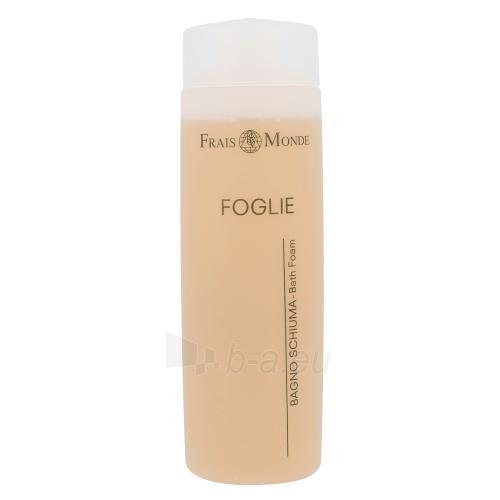 Vonios putos Frais Monde Leaves Bath Foam Cosmetic 200ml Paveikslėlis 1 iš 1 310820042976