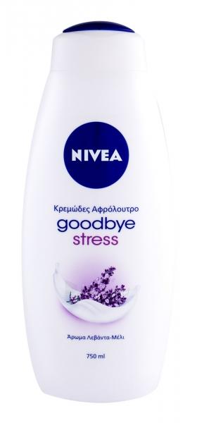 Vonios putos Nivea Goodbye Stress 750ml Paveikslėlis 1 iš 1 310820212838