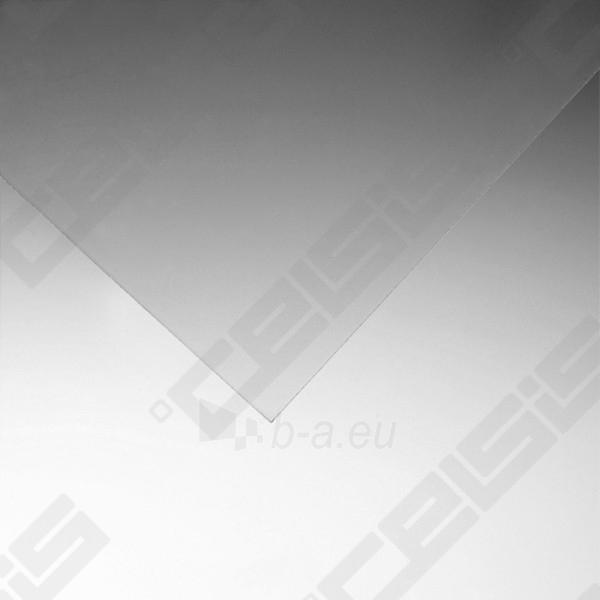 Vonios sienelė ROLTECHNIK TV1/80 su sidabro profiliu ir skaidriu stiklu, dešinė Paveikslėlis 6 iš 6 270717001181