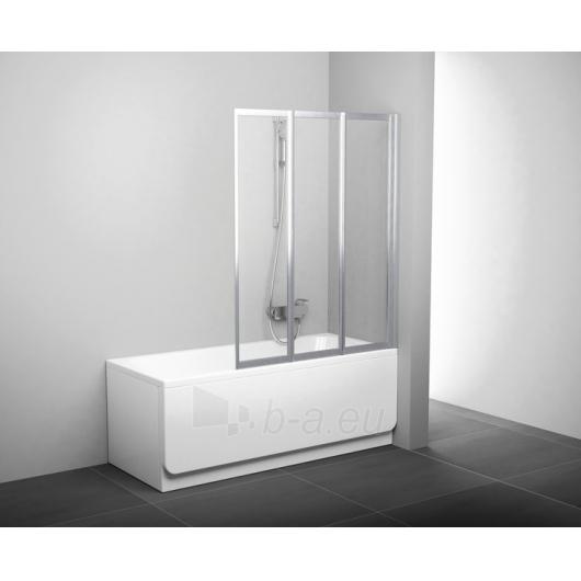 Vonios sienelė VS3 100/115/130X140cm Paveikslėlis 2 iš 2 270717001200