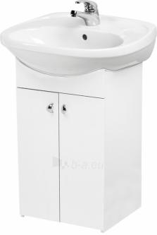 Vonios spintelė CERSANIT BIANCO praustuvui EKO 60 Paveikslėlis 1 iš 1 250401000322