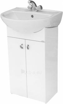 Vonios spintelė CERSANIT BIANCO praustuvui PRESIDENT 50 Paveikslėlis 1 iš 1 250401000326