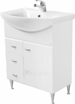 Vonios spintelė CERSANIT IBIZA praustuvui OMEGA 65 Paveikslėlis 1 iš 1 250401000344