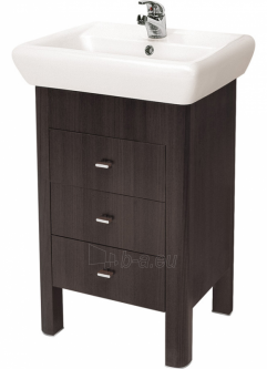 bathroom cabinet CERSANIT IRYDA vanity IRYDA 55 Paveikslėlis 1 iš 1 250401000350