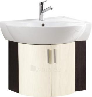 bathroom cabinet CERSANIT VIRGO 70 hang-up left side Paveikslėlis 1 iš 1 250401000376