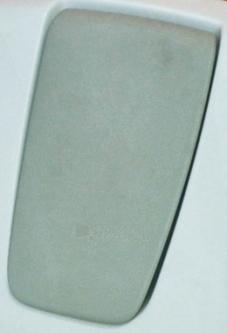 Vonios YOU WARM FLOW pagalvėlė balta Paveikslėlis 1 iš 1 270717000095