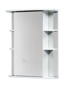 VV 55, pakabinama spintelė su veidrodžiu Paveikslėlis 1 iš 1 270760000122