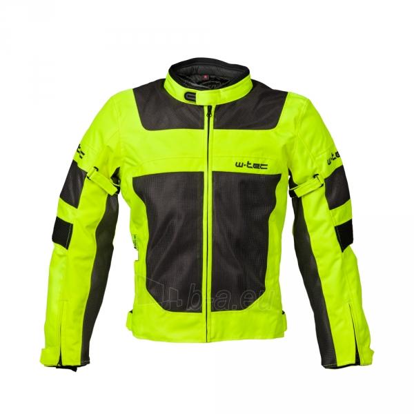 Vyriška moto striukė su apsaugomis Jacket W-TEC Fonteller Paveikslėlis 1 iš 11 310820218037