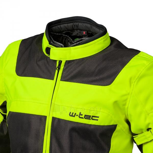 Vyriška moto striukė su apsaugomis Jacket W-TEC Fonteller Paveikslėlis 7 iš 11 310820218037