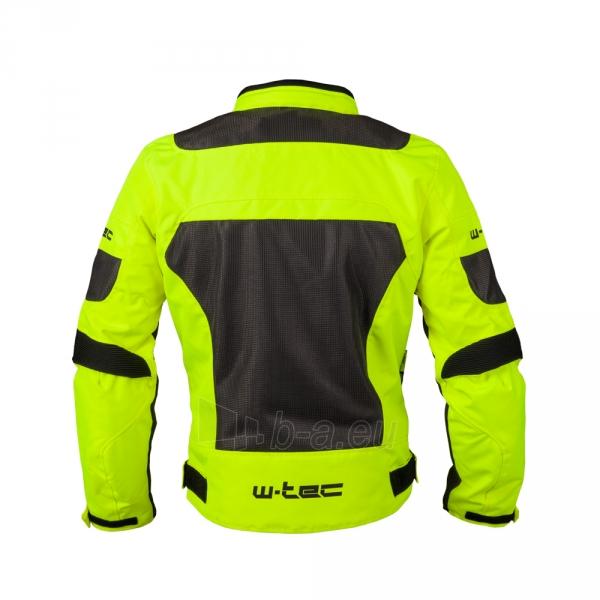 Vyriška moto striukė su apsaugomis Jacket W-TEC Fonteller Paveikslėlis 5 iš 11 310820218037