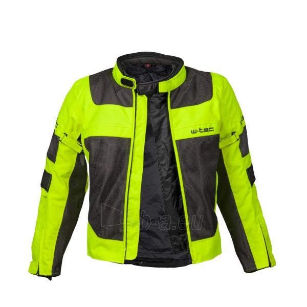 Vyriška moto striukė su apsaugomis Jacket W-TEC Fonteller Paveikslėlis 4 iš 11 310820218037