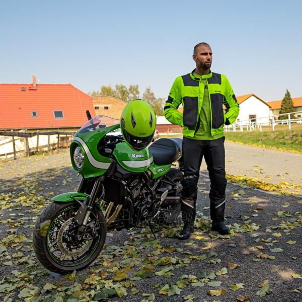 Vyriška moto striukė su apsaugomis Jacket W-TEC Fonteller Paveikslėlis 11 iš 11 310820218037