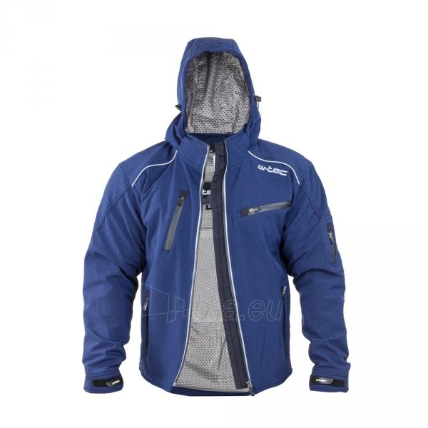 Vyriška moto striukė su apsaugomis Jacket W-TEC Tomwald NF-2700 Paveikslėlis 3 iš 9 310820218041