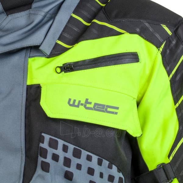 Vyriška moto striukė su apsaugomis W-TEC Astair Paveikslėlis 4 iš 11 310820218025