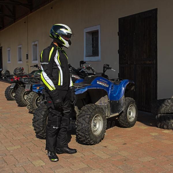 Vyriška moto striukė su apsaugomis W-TEC Chagalero Paveikslėlis 3 iš 11 310820218036