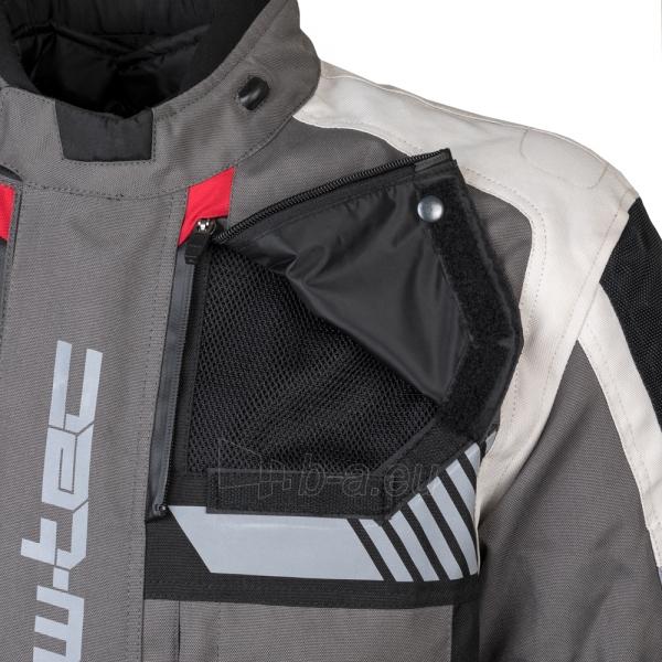 Vyriška moto striukė su apsaugomis W-TEC Excellenta Paveikslėlis 10 iš 18 310820218029