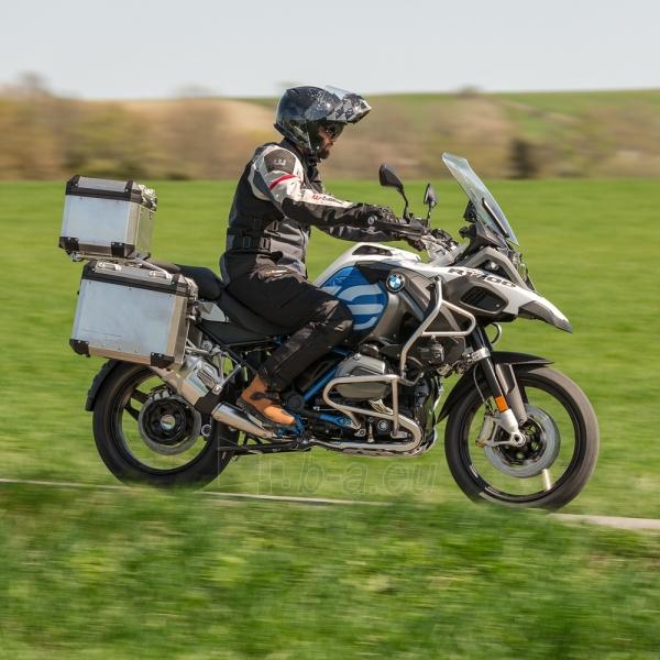 Vyriška moto striukė su apsaugomis W-TEC Excellenta Paveikslėlis 7 iš 18 310820218029