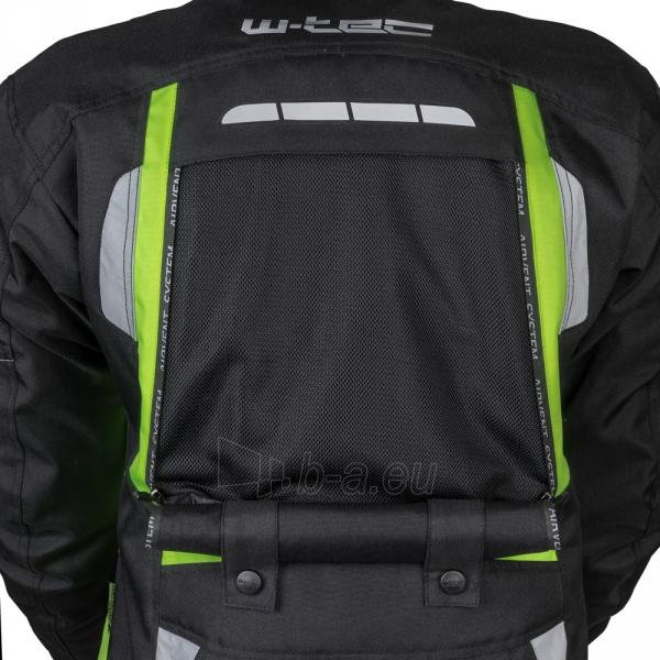 Vyriška moto striukė su apsaugomis W-TEC Gelnair Paveikslėlis 16 iš 21 310820218039