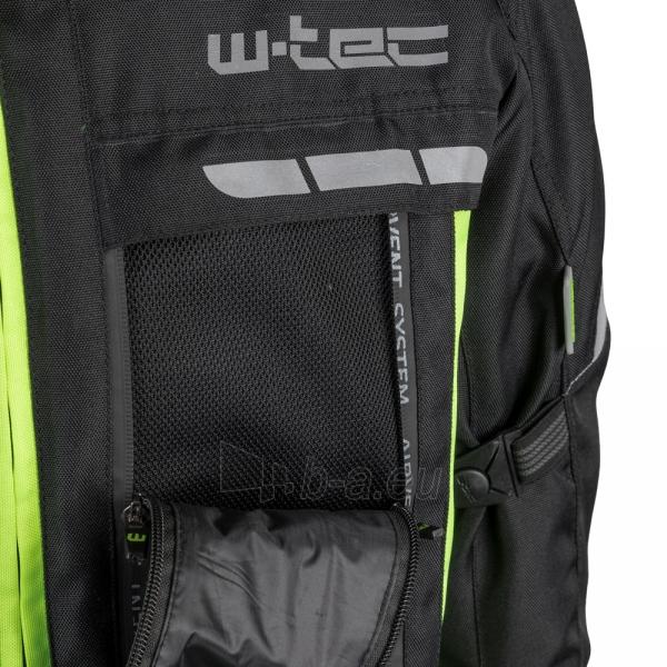 Vyriška moto striukė su apsaugomis W-TEC Gelnair Paveikslėlis 17 iš 21 310820218039