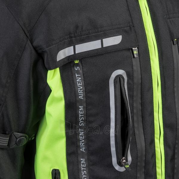 Vyriška moto striukė su apsaugomis W-TEC Gelnair Paveikslėlis 20 iš 21 310820218039