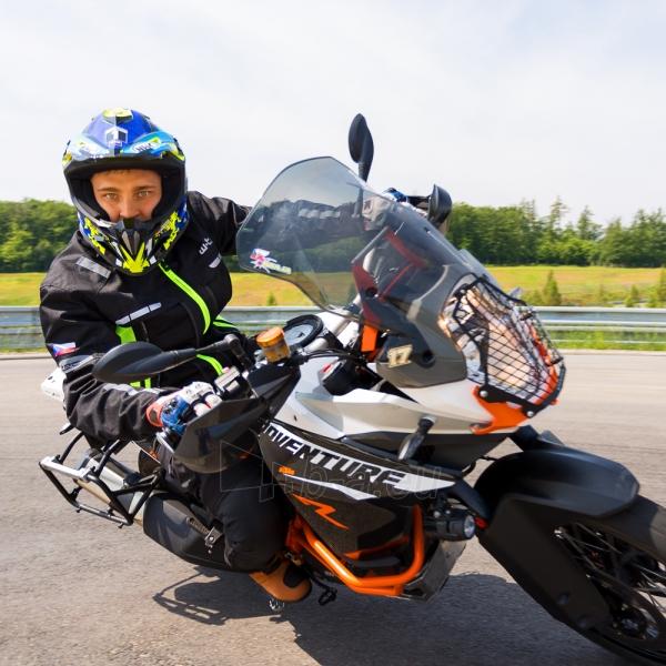 Vyriška moto striukė su apsaugomis W-TEC Gelnair Paveikslėlis 11 iš 21 310820218039