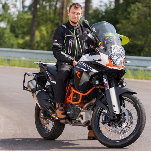 Vyriška moto striukė su apsaugomis W-TEC Gelnair Paveikslėlis 8 iš 21 310820218039