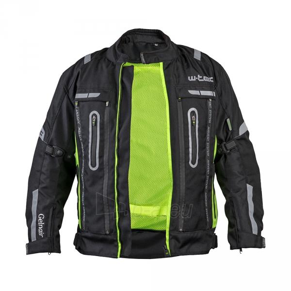 Vyriška moto striukė su apsaugomis W-TEC Gelnair Paveikslėlis 21 iš 21 310820218039