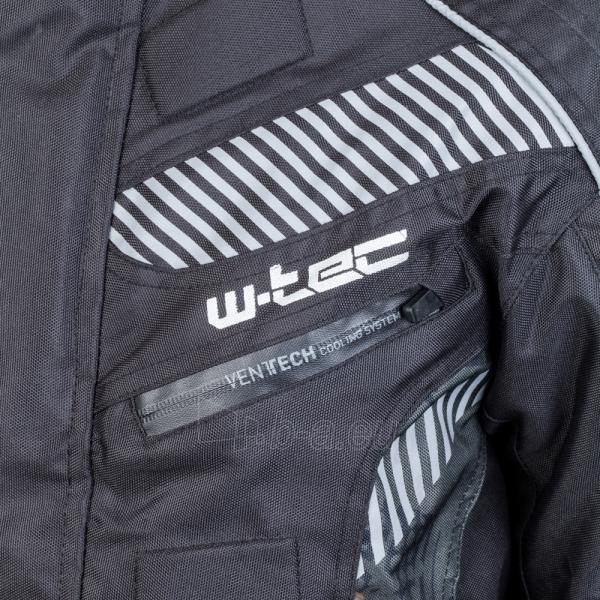Vyriška moto striukė su apsaugomis W-TEC Kamicer NF-2100 Paveikslėlis 5 iš 12 310820218032