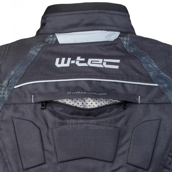 Vyriška moto striukė su apsaugomis W-TEC Kamicer NF-2100 Paveikslėlis 12 iš 12 310820218032