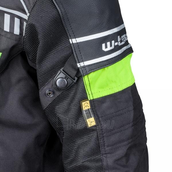 Vyriška moto striukė su apsaugomis W-TEC Meltsch NF-2301 Paveikslėlis 5 iš 9 310820218043