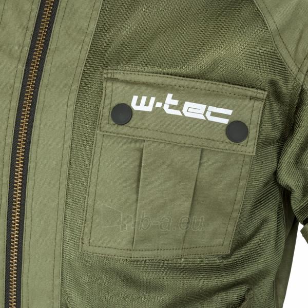 Vyriška moto striukė su apsaugomis W-TEC Rotenhan Paveikslėlis 10 iš 14 310820218035