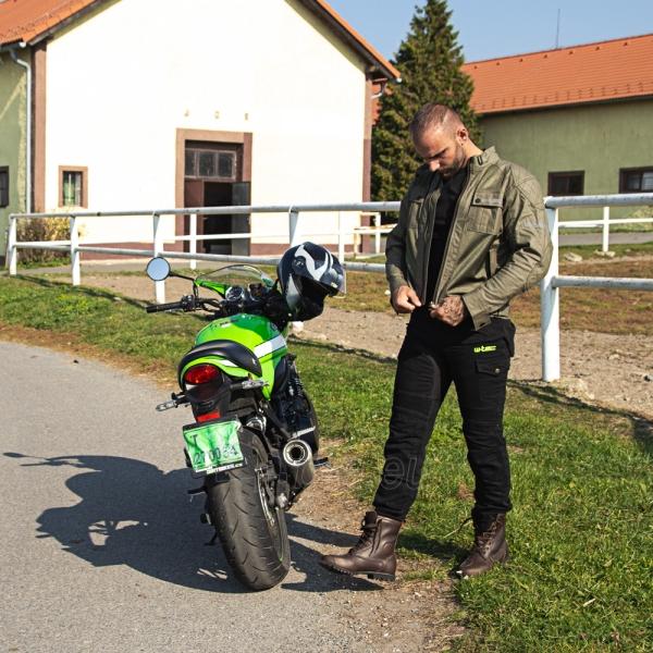 Vyriška moto striukė su apsaugomis W-TEC Rotenhan Paveikslėlis 8 iš 14 310820218035