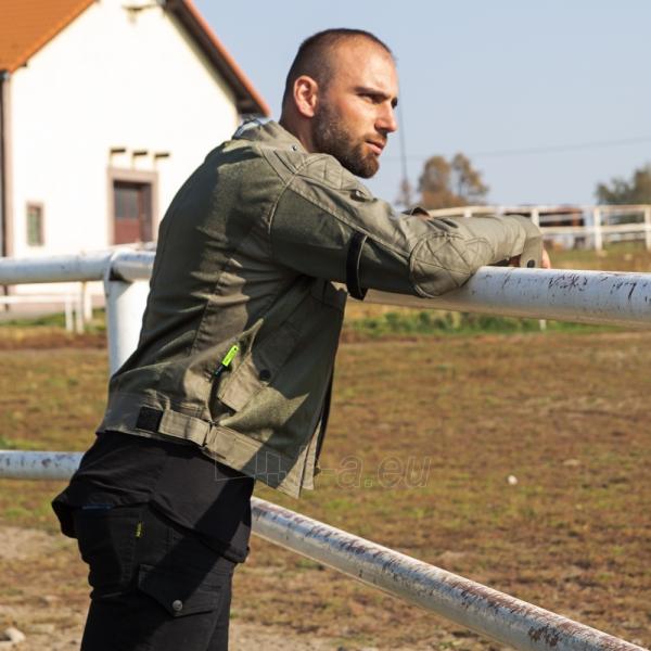 Vyriška moto striukė su apsaugomis W-TEC Rotenhan Paveikslėlis 6 iš 14 310820218035