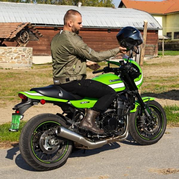 Vyriška moto striukė su apsaugomis W-TEC Rotenhan Paveikslėlis 4 iš 14 310820218035