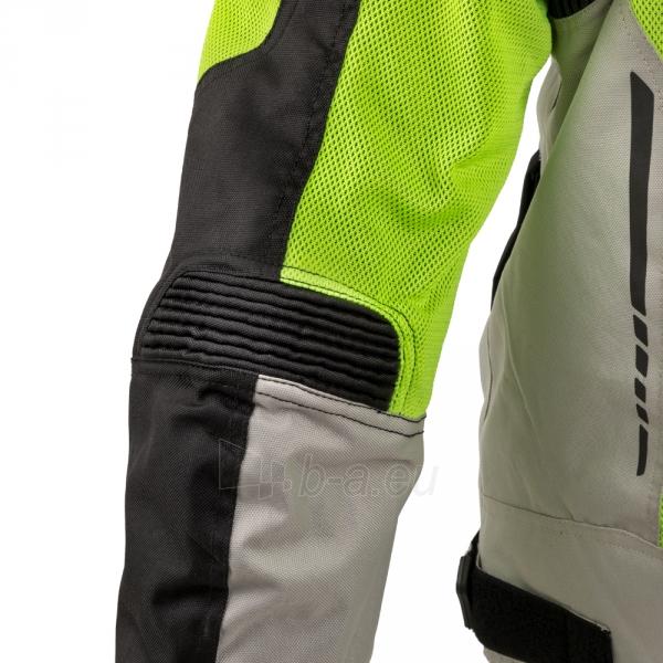 Vyriška moto striukė su apsaugomis W-TEC Saigair Paveikslėlis 10 iš 12 310820218044