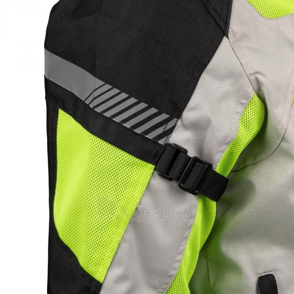 Vyriška moto striukė su apsaugomis W-TEC Saigair Paveikslėlis 8 iš 12 310820218044
