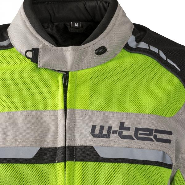 Vyriška moto striukė su apsaugomis W-TEC Saigair Paveikslėlis 7 iš 12 310820218044