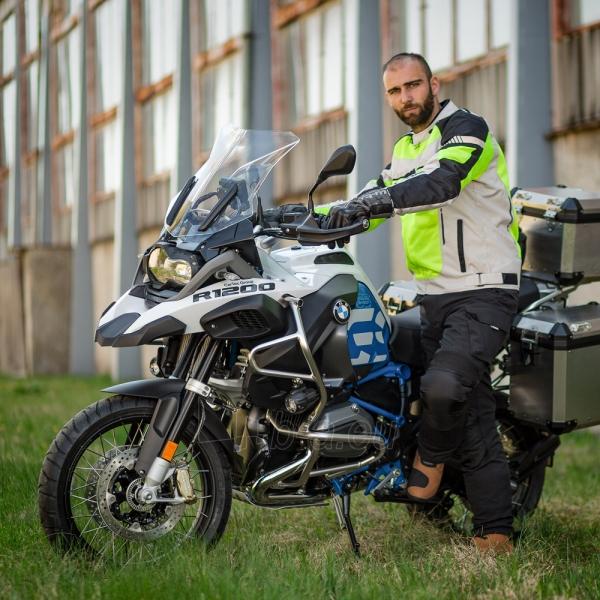 Vyriška moto striukė su apsaugomis W-TEC Saigair Paveikslėlis 5 iš 12 310820218044