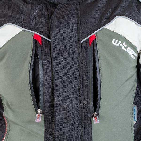 Vyriška moto striukė su apsaugomis W-TEC Wigstein NF-2209 Paveikslėlis 6 iš 12 310820218033