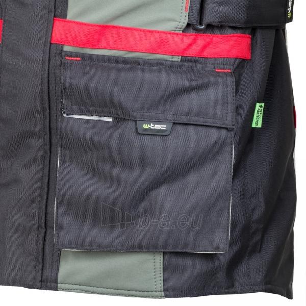 Vyriška moto striukė su apsaugomis W-TEC Wigstein NF-2209 Paveikslėlis 4 iš 12 310820218033