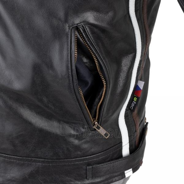 Vyriška motociklininko striukė W-TEC Black Cracker Paveikslėlis 11 iš 13 310820218023