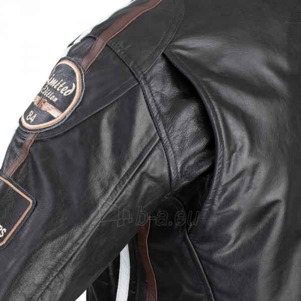 Vyriška motociklininko striukė W-TEC Black Cracker Paveikslėlis 4 iš 13 310820218023