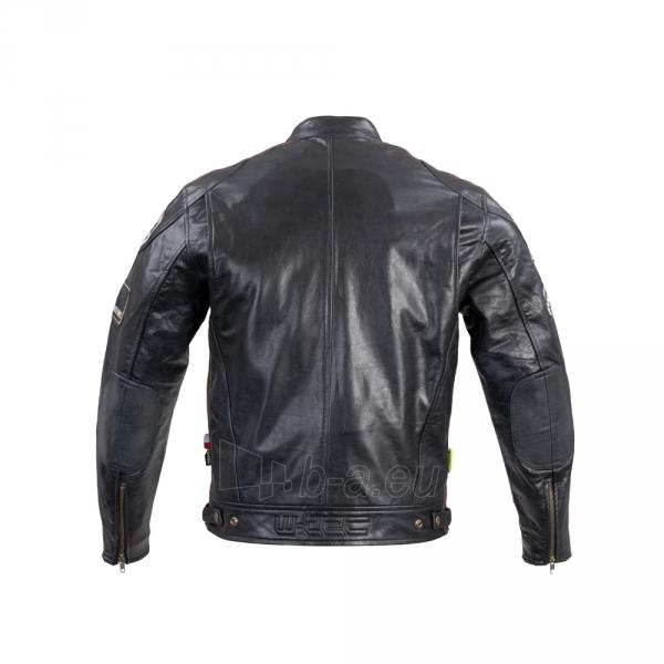 Vyriška motociklininko striukė W-TEC Black Cracker Paveikslėlis 13 iš 13 310820218023