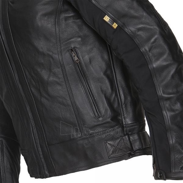 Vyriška odinė motociklininko striukė W-TEC NF-1121 Paveikslėlis 4 iš 8 310820083834